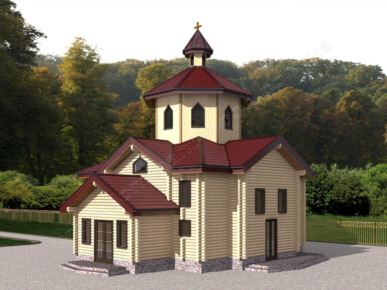 Храм Владимира Мономаха 2