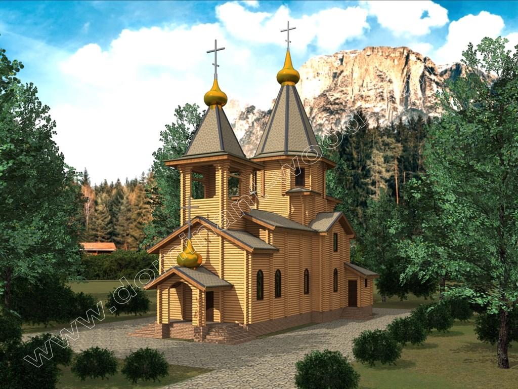 Церковь Иоанно-Предтеченского мужского монастыря