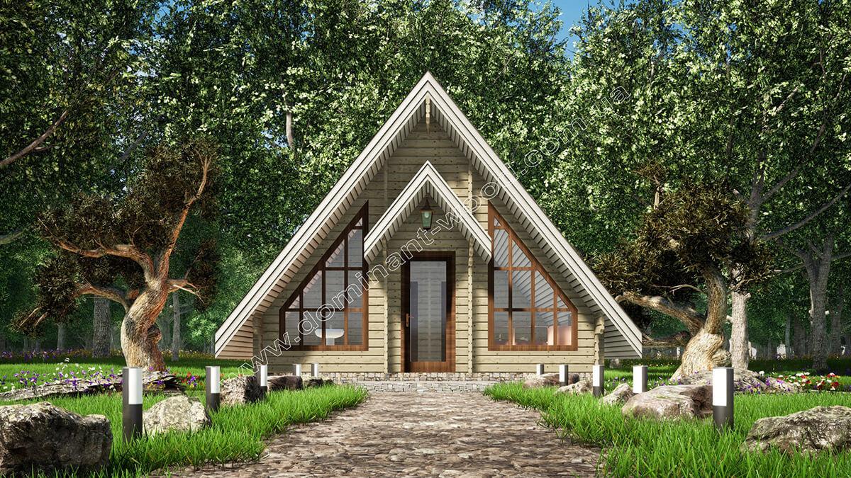 Новинки проектов домов