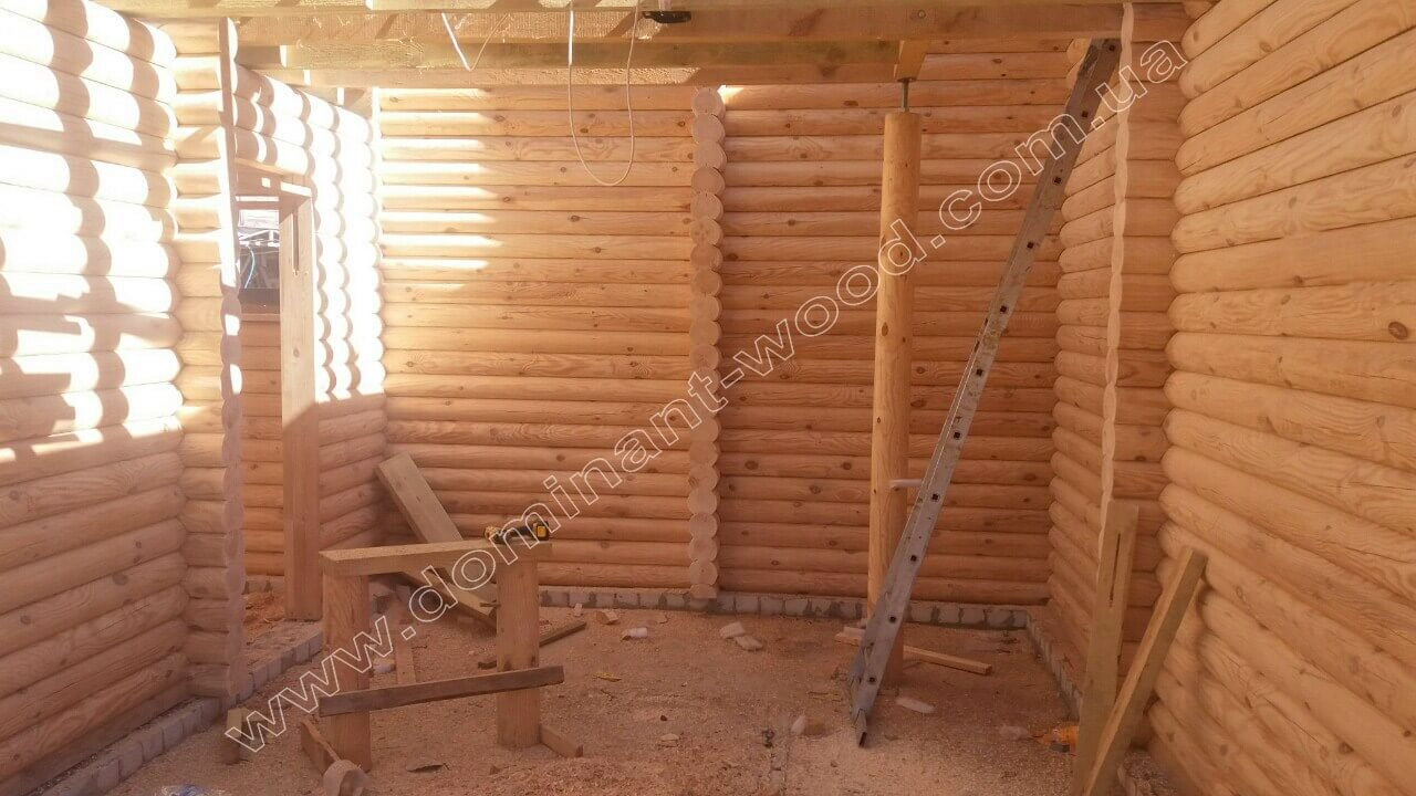 Деревянный дом «Тойдрим»