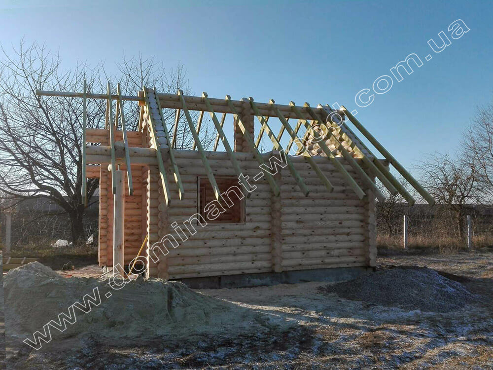 Строительство проекта «Сильва»