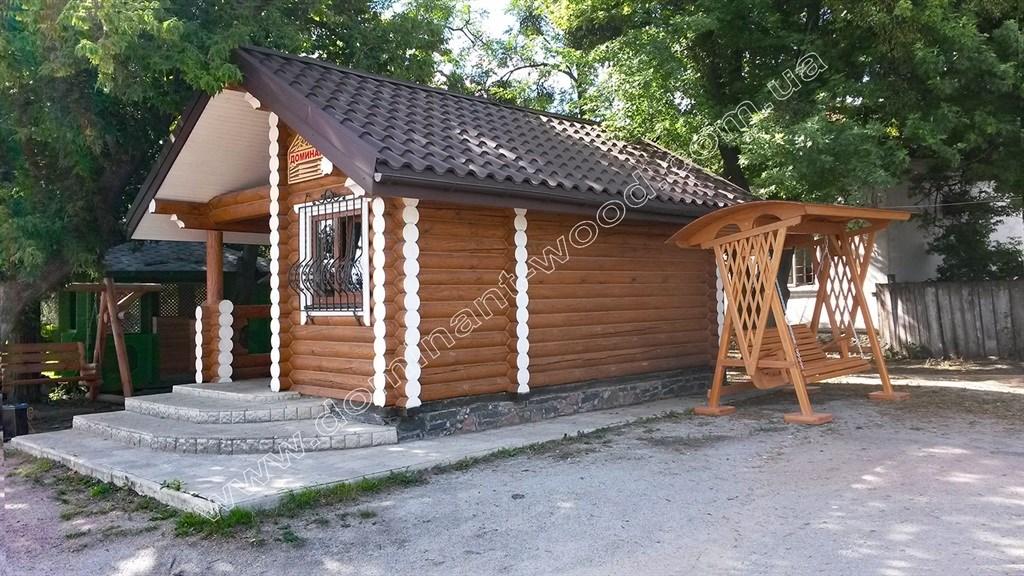 садовый домик-студия