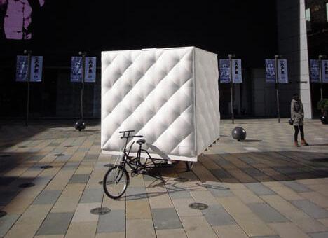 Велодомик Bao House от dot Architects