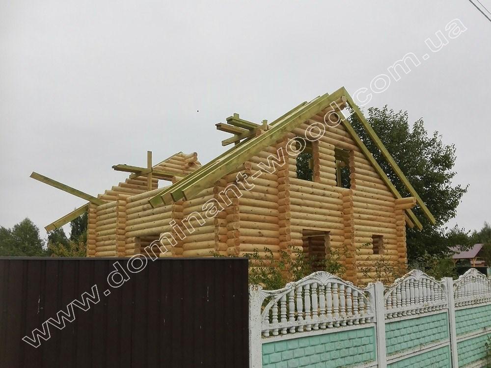 Дом из сруба до 100 м2