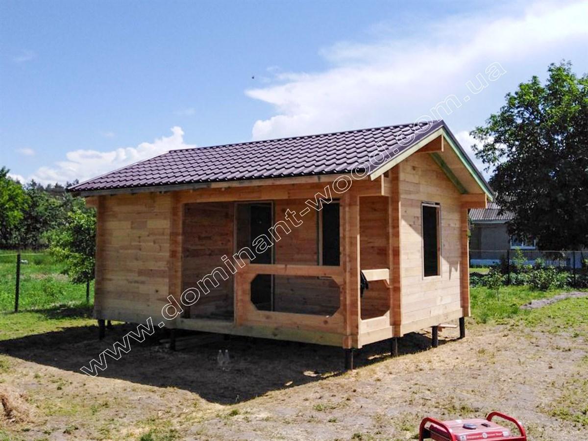 Хозяйственный домик-студия