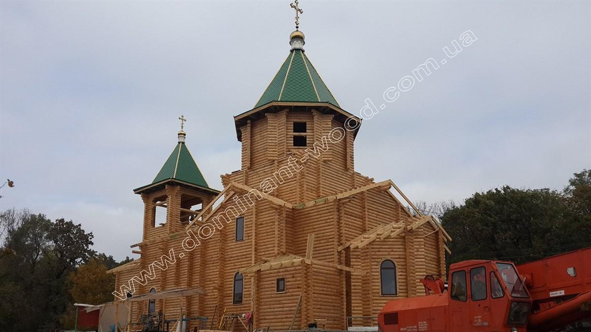 Каноны и принципы строительства православного храма