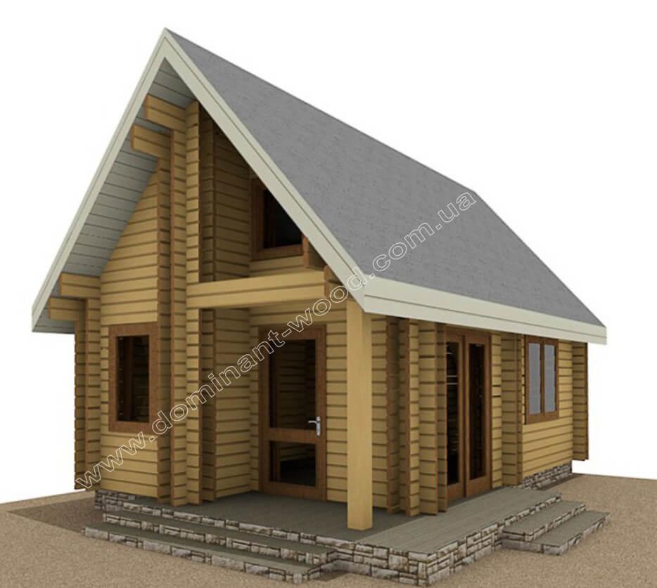 летний домик «Сильва»