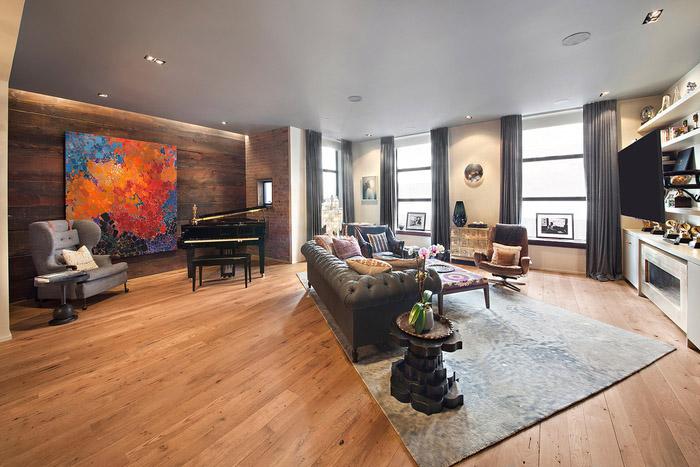 Отсутствие ограничений в планировании жилого пространства