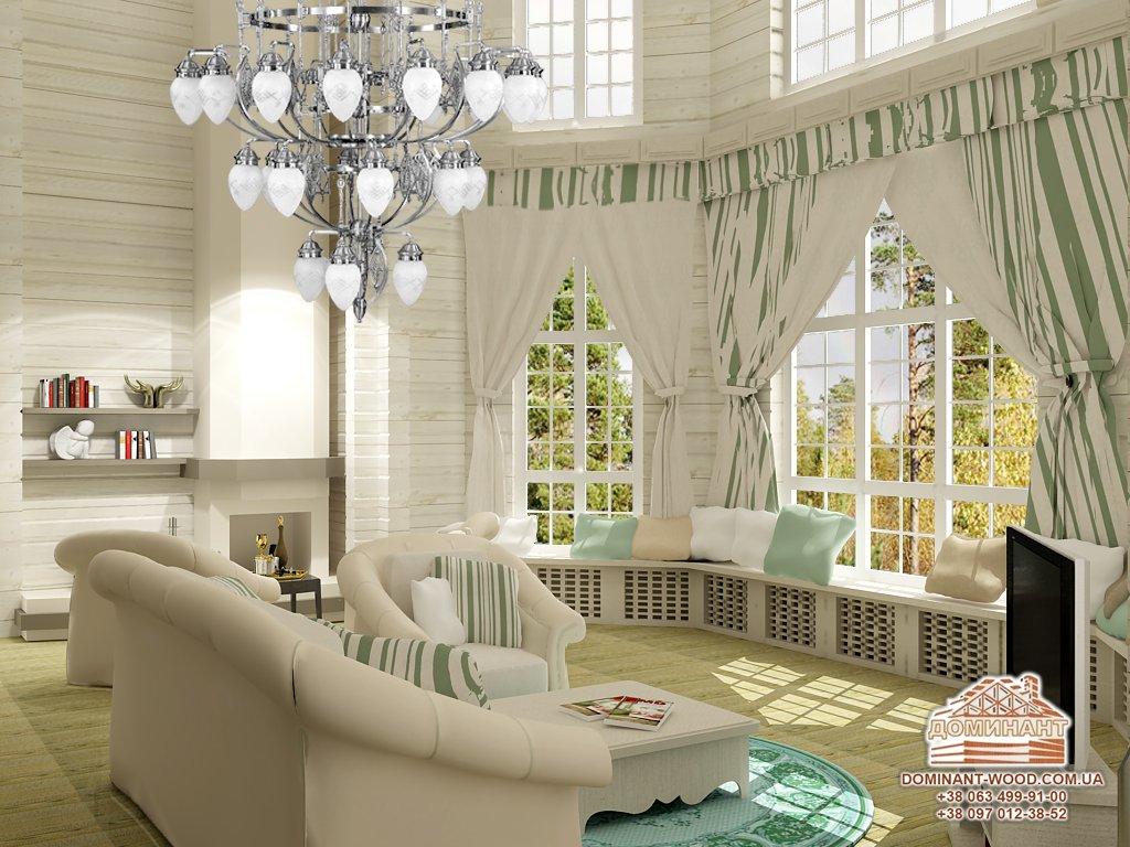 Второй свет в деревянном доме: особенности планировки