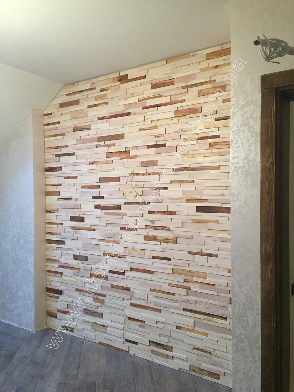деревянные изделия в оформлении интерьера