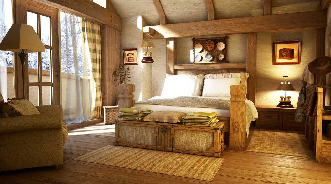 Инсоляция жилого дома из дерева