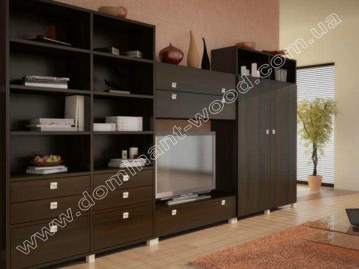 Мебель и элементы декора гостиной