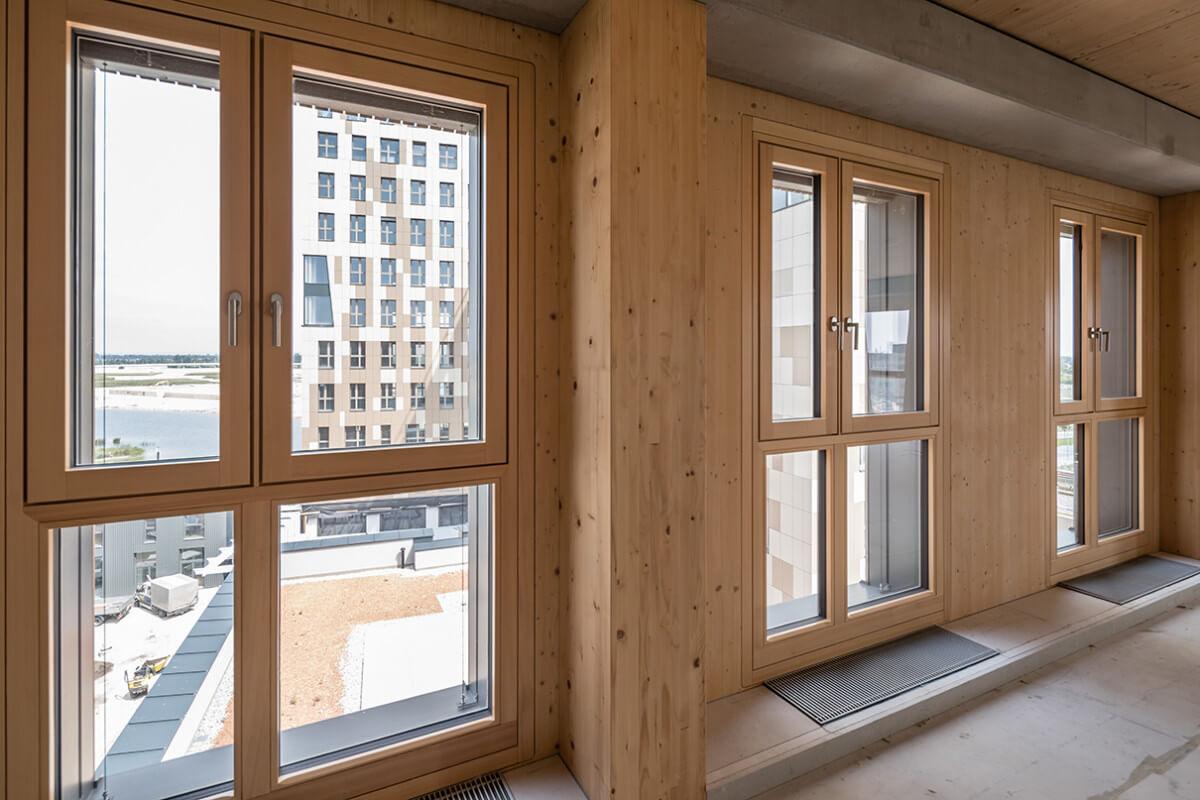 Cовременное деревянное строительство