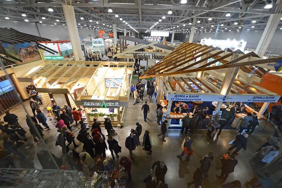 Поиск подрядчика на специализированных выставках