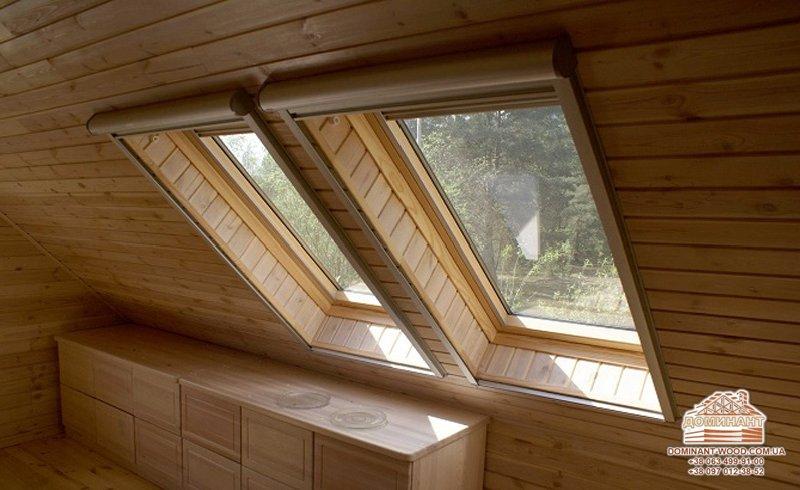 Как правильно выбрать и установить мансардные окна?