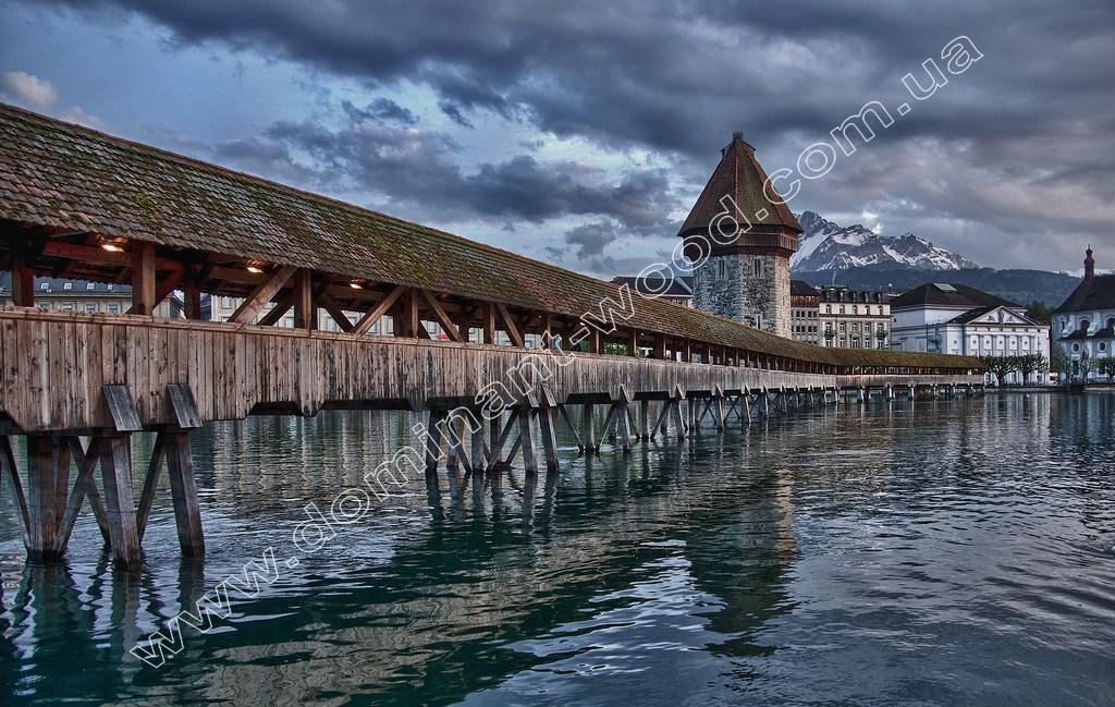 деревянные постройки прошлых веков