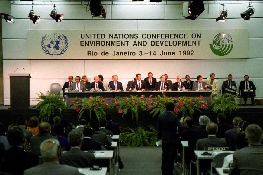 конференция ООН по окружающей среде и развитию
