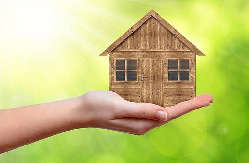 Доступный деревянный дом