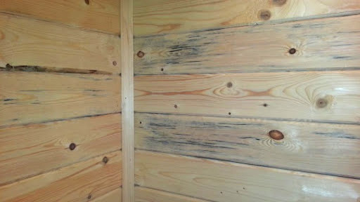 Ошибки в уходе и эксплуатации дома из бруса
