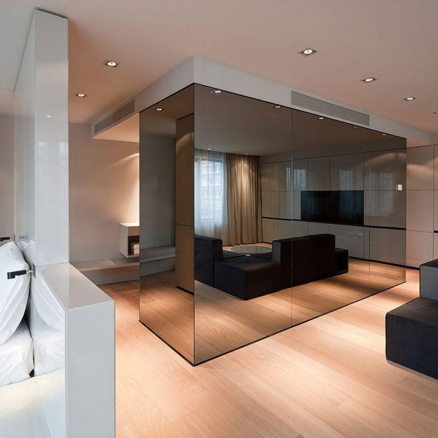 Как зеркала украшают интерьер дома