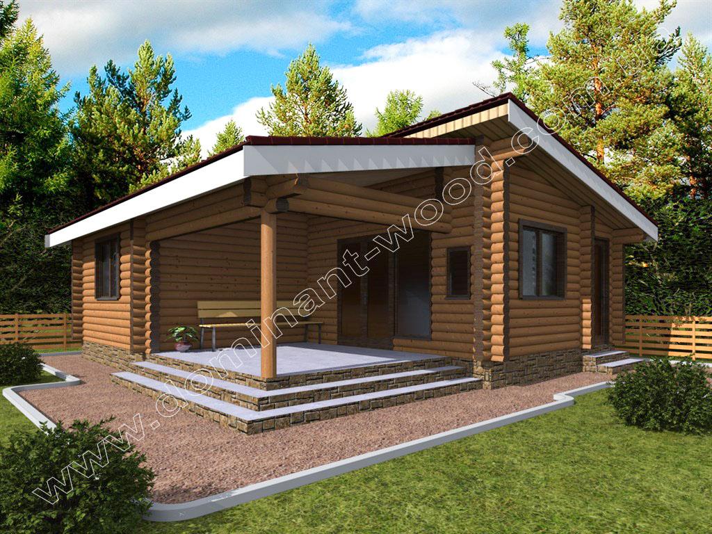 Финские дома из клееного бруса проекты цены