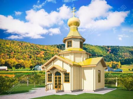Церковь Рождества Пресвятой Богородицы - 2