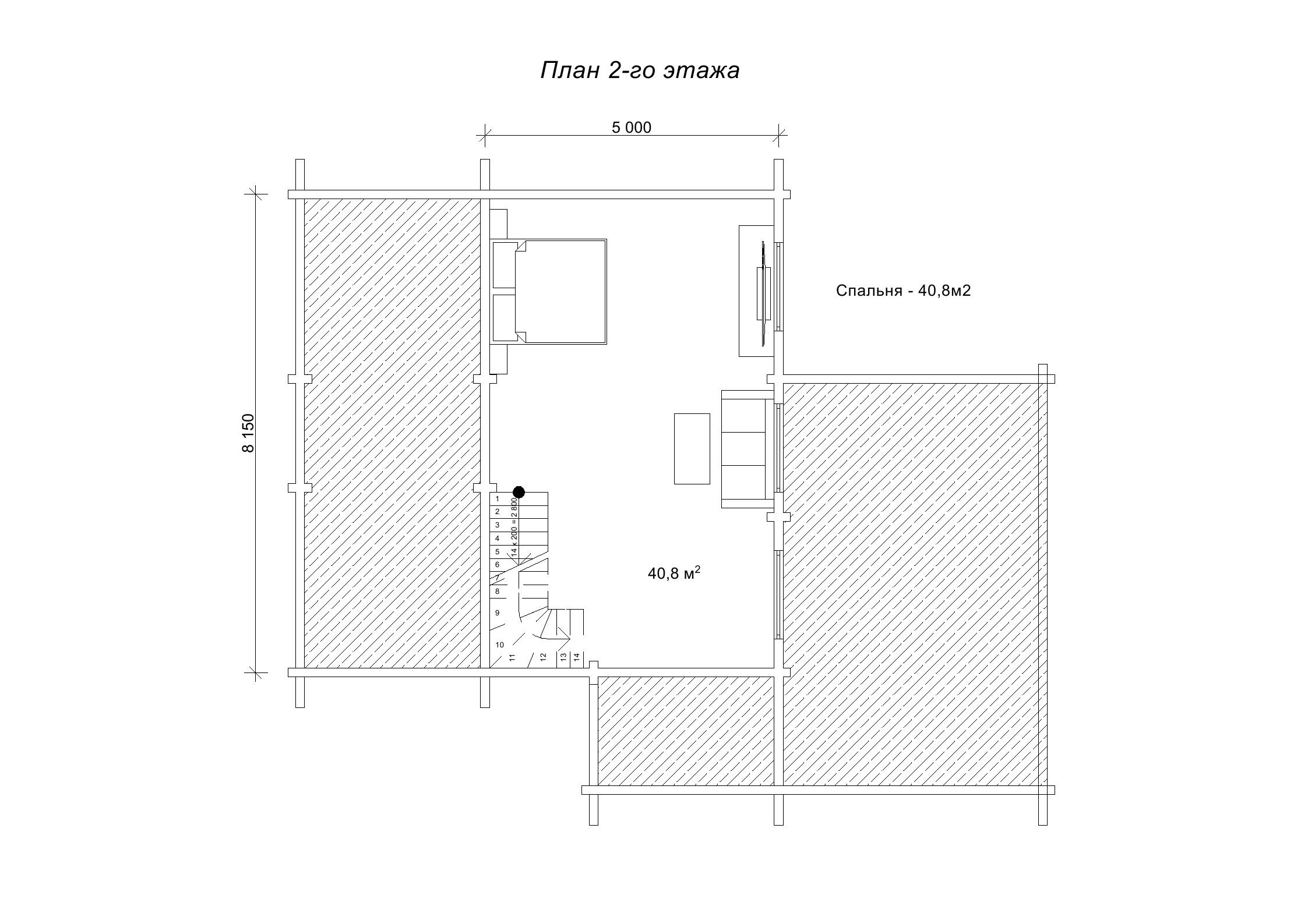 Дерев'янний будинок «Давер»