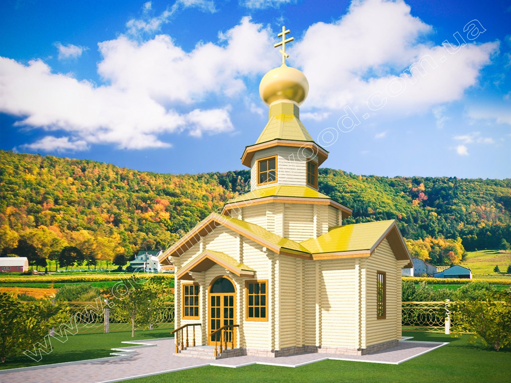 Церква Різдва Пресвятої Богородиці - 2