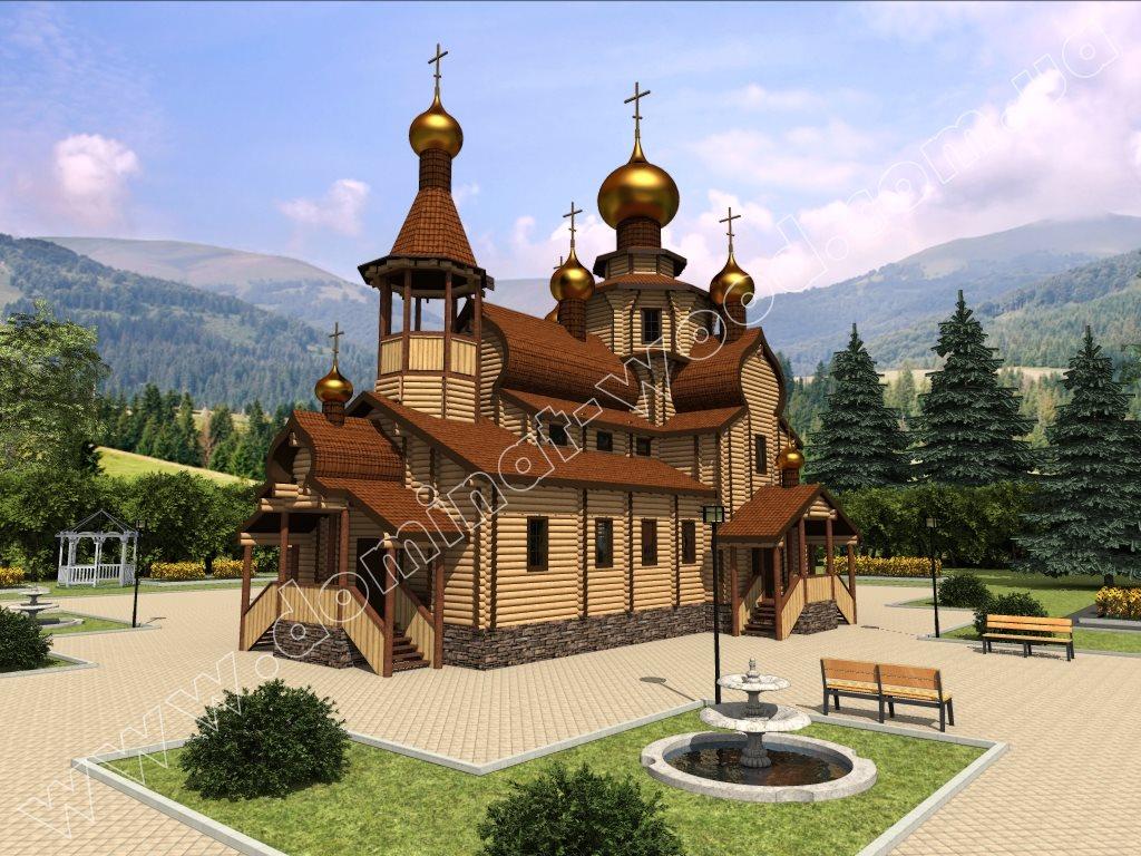 Церква Святителя Миколая Чудотворця