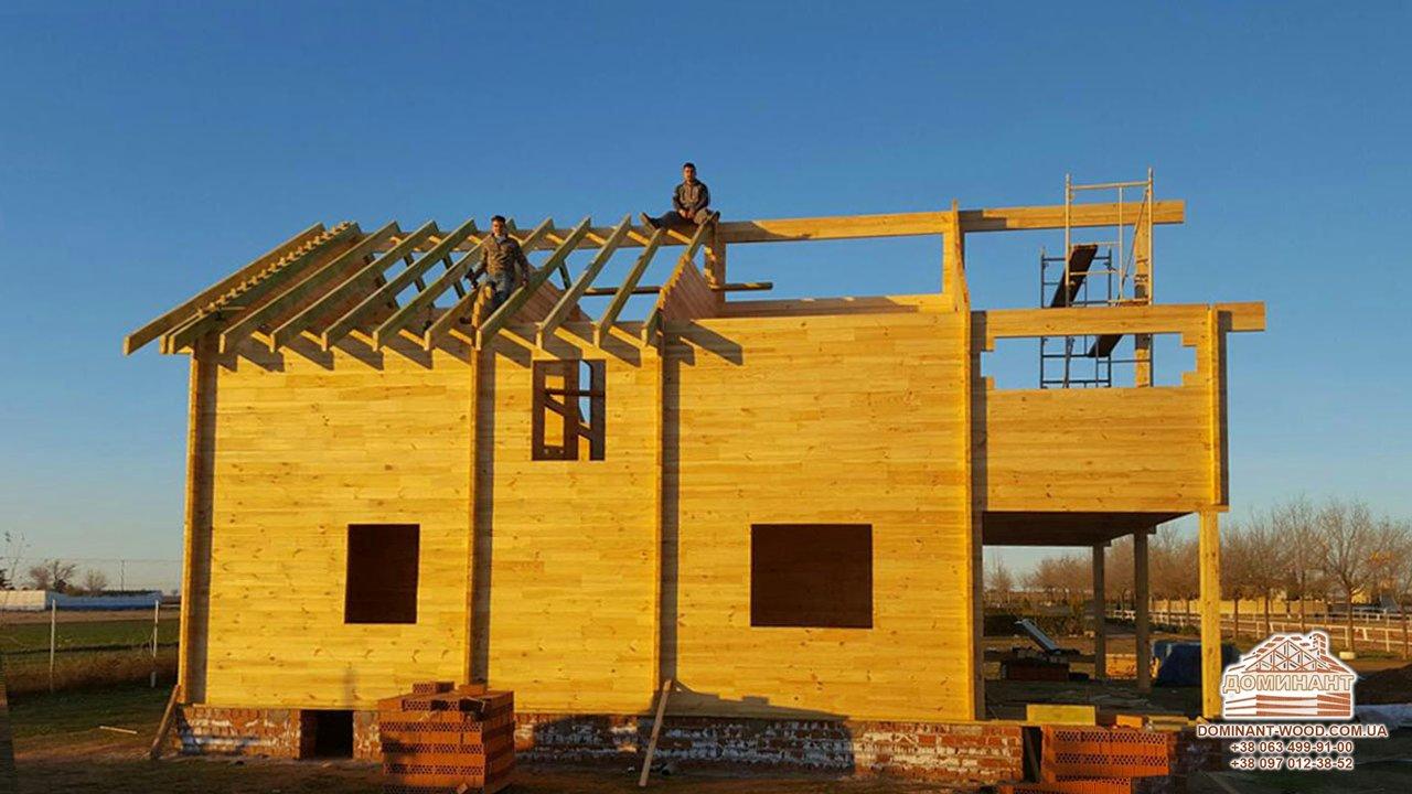 Що таке комплект будинку і як його зібрати??
