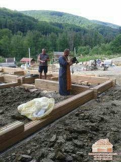 Як ми будуємо: наш проект лазні в Ужгороді