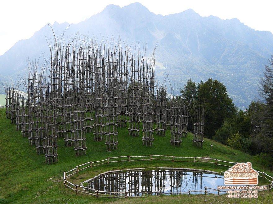Храм з живих дерев