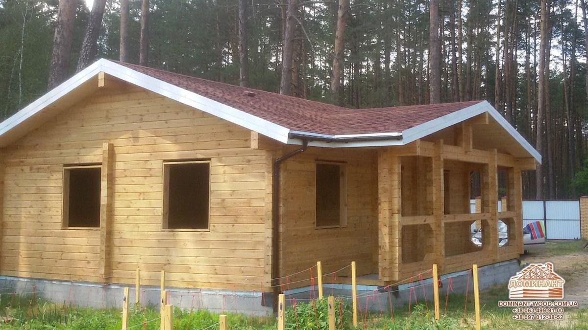 дома по индивидуальным проектам