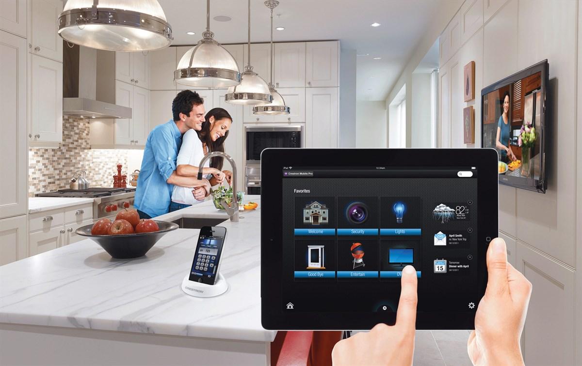 Cистема «умный дом»