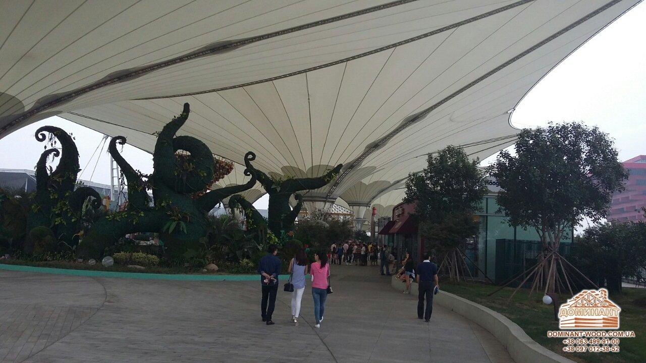 Як ми були на виставках по деревообробці в Китаї