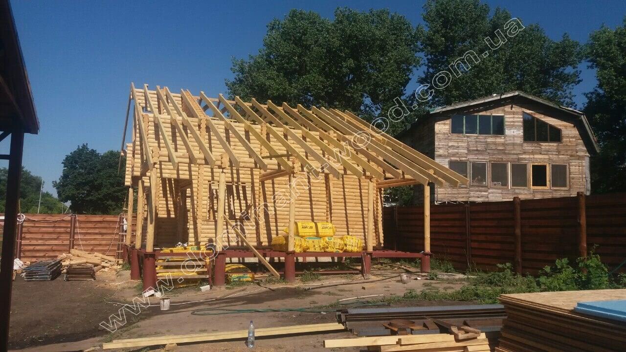 Дерев'янний будинок «Тойдрим»
