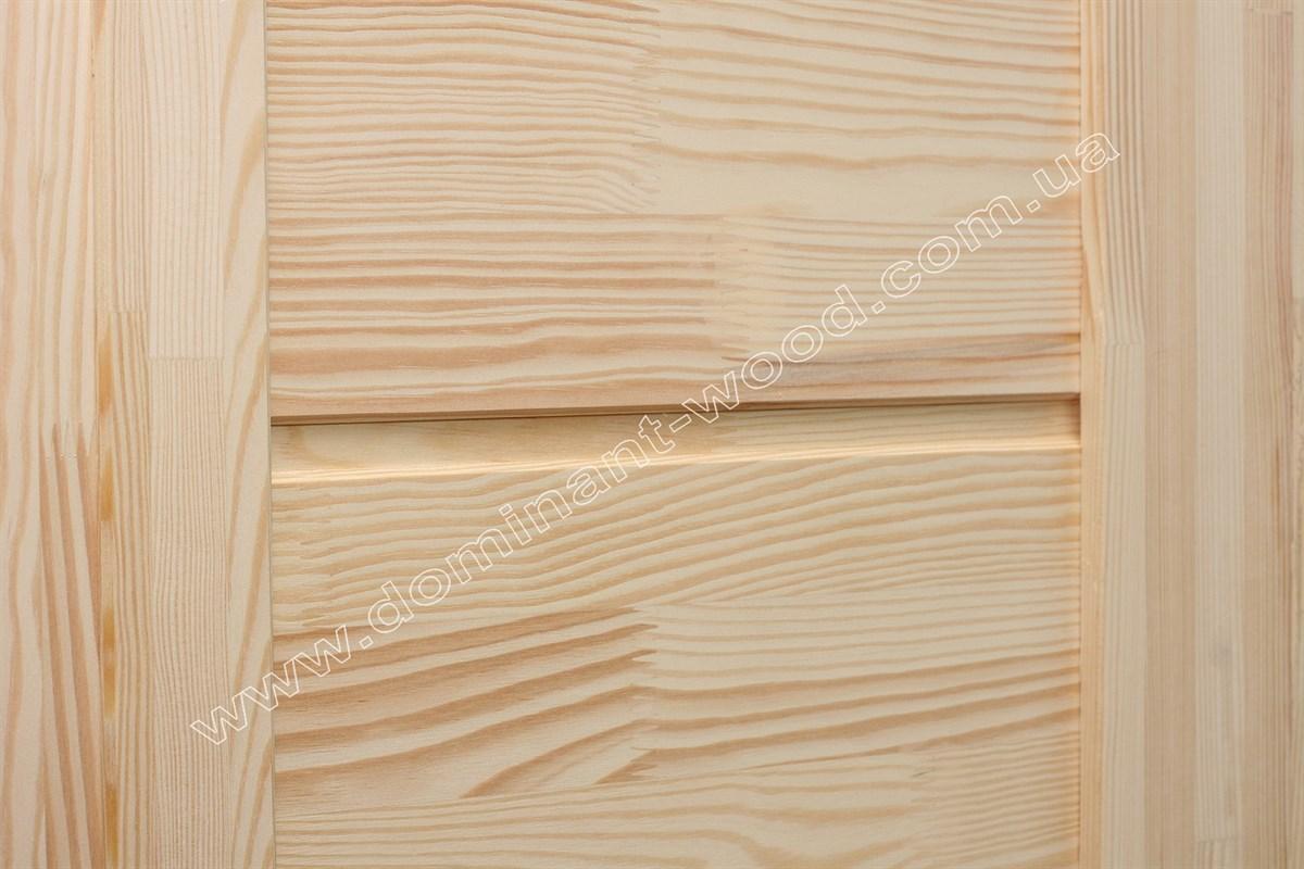 міжкімнатні двері з клеєного соснового щита