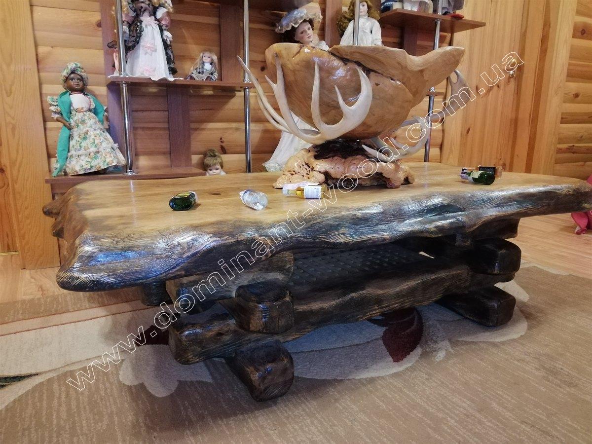 дерев'яні вироби в оформленні інтер'єру