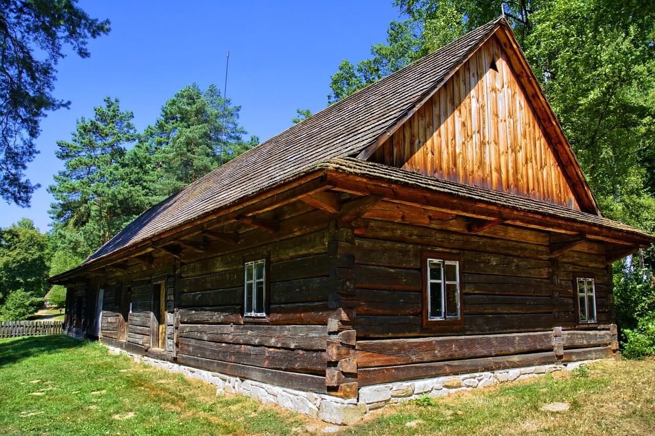 Історія будівництва дерев'яних будинків