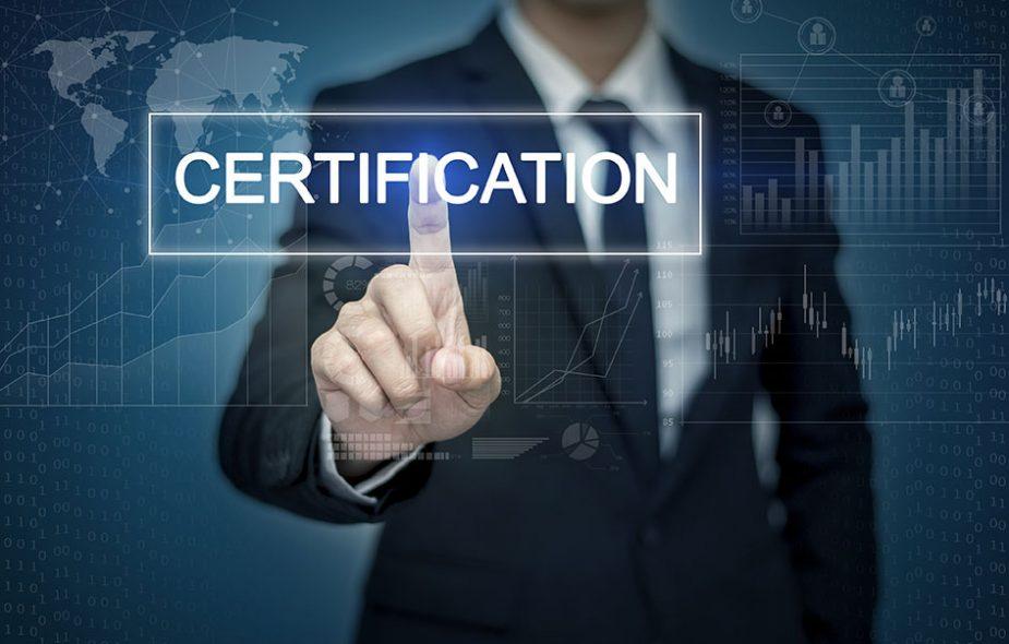 Наявність сертифікатів якості на матеріали
