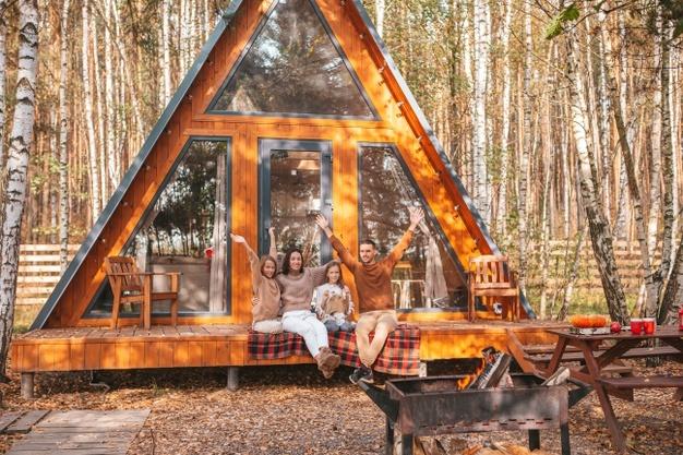 Як перевірити якість дерев'яного будинку?