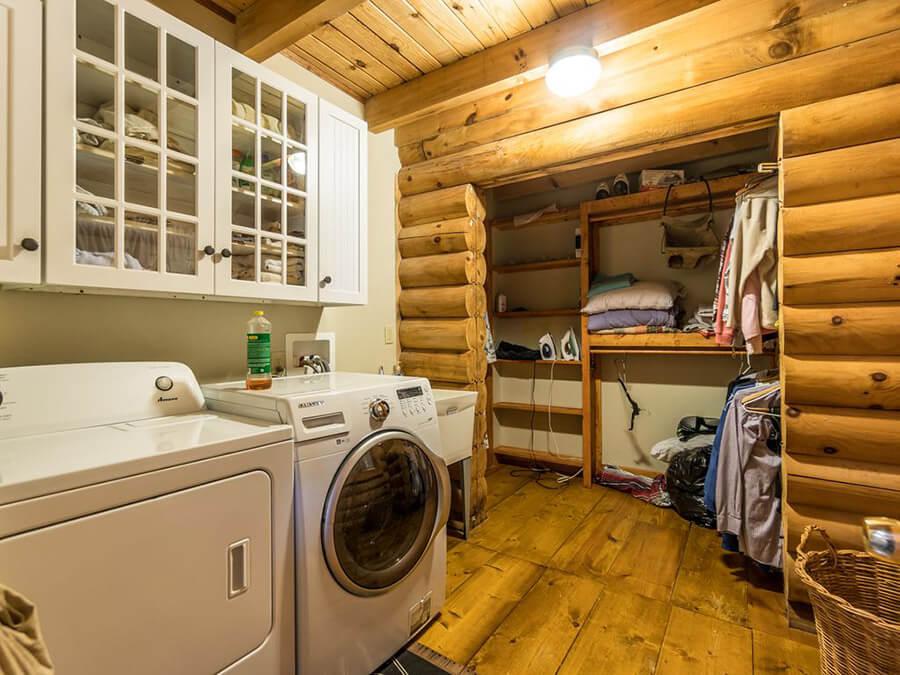 Комора і приміщення пральні