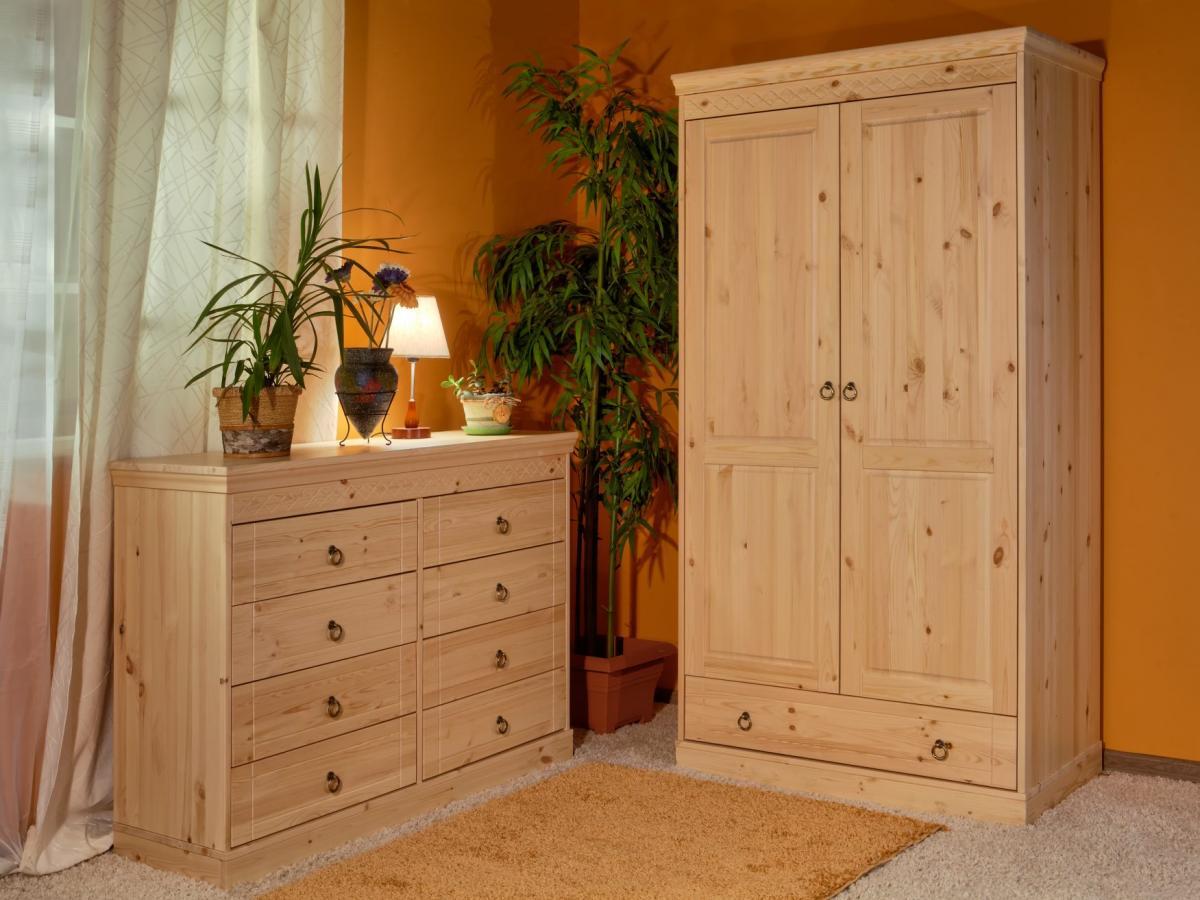 Меблі з дерев'яного щита