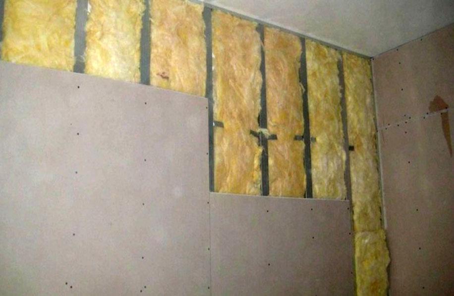 Отделка стен в панельном доме своими руками 12