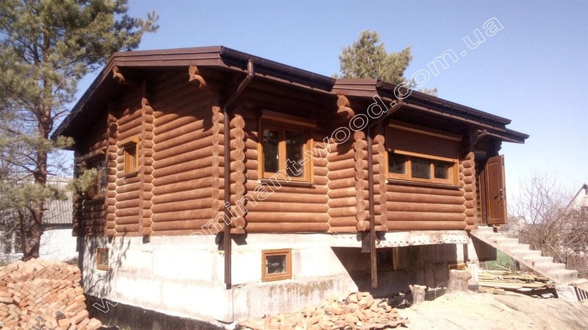 Одноповерховий або двоповерховий будинок з дерева?