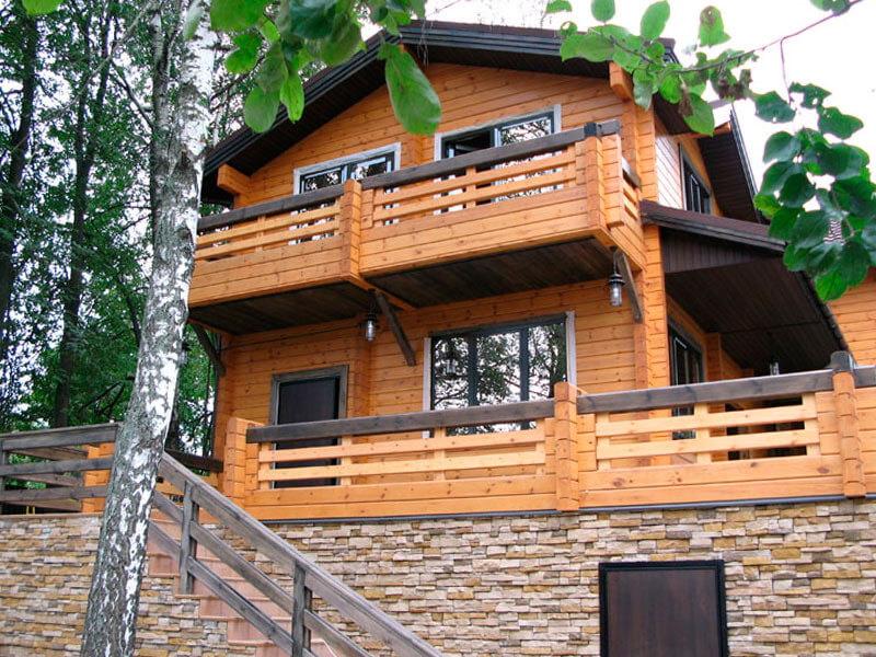 Слишком много балконов