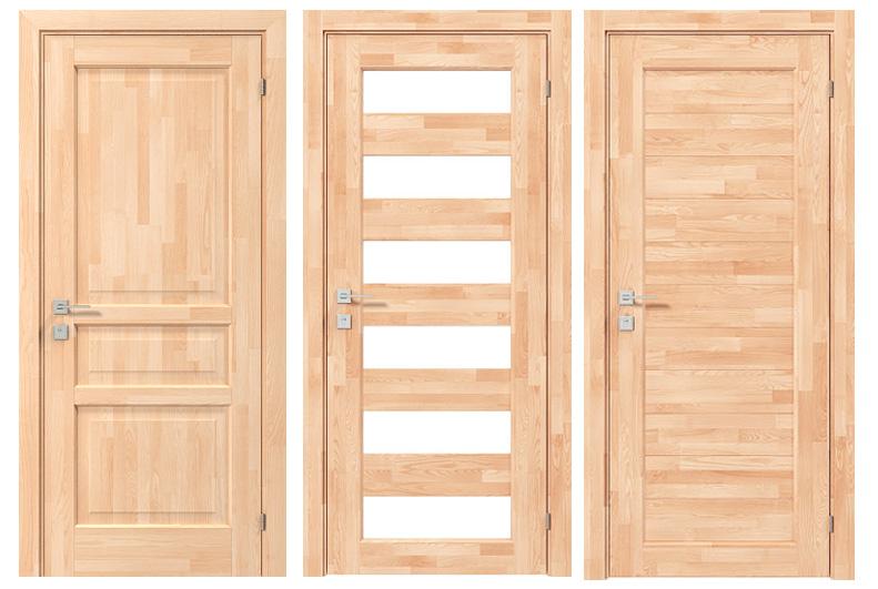 двері из мебельного щита