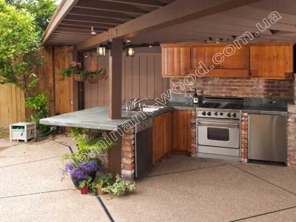Выбираем проект летней кухни