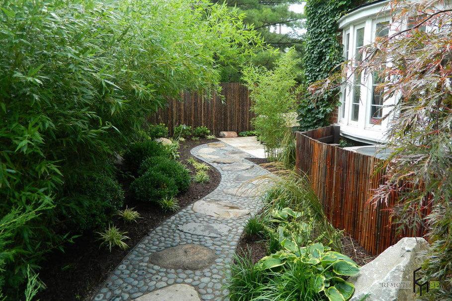 Як оформити садові доріжки?