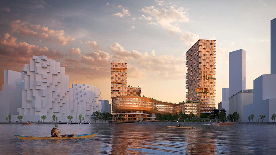 «Місто майбутнього»